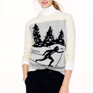 J. Crew Factory Intarsia Skier Sweater